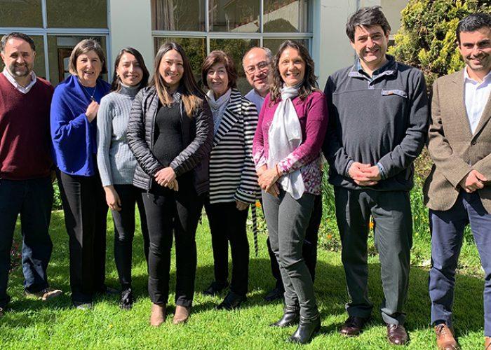 Nuevo Provincial visita Concepción