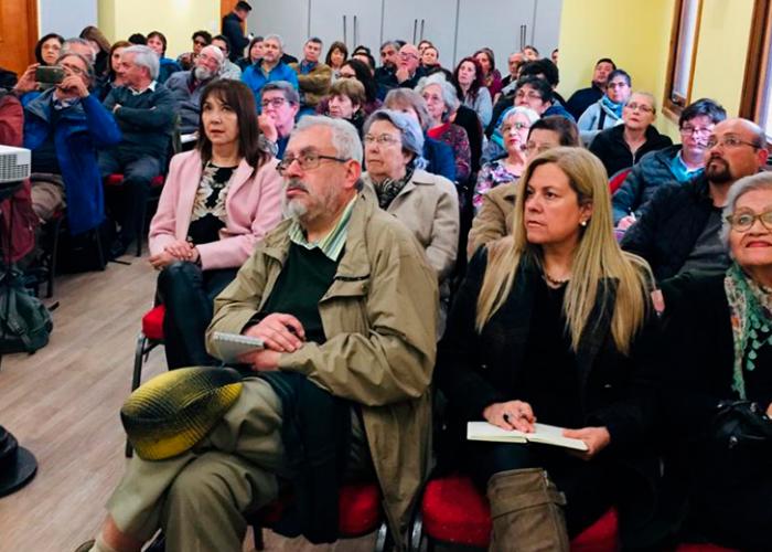 """100 personas participan de curso """"La Infancia del Jesús Histórico"""""""
