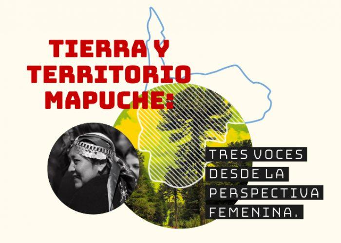 Seminario Mapuche reunió voces femeninas en torno al territorio