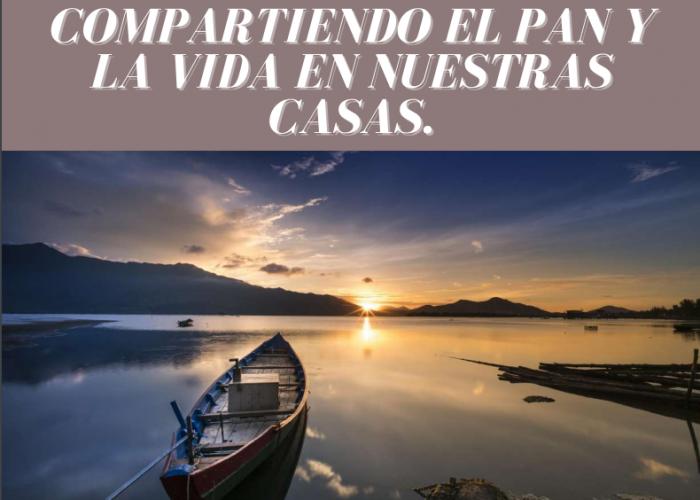 Ficha de Reflexión Compartiendo el Pan y la Vida en Nuestras Casas