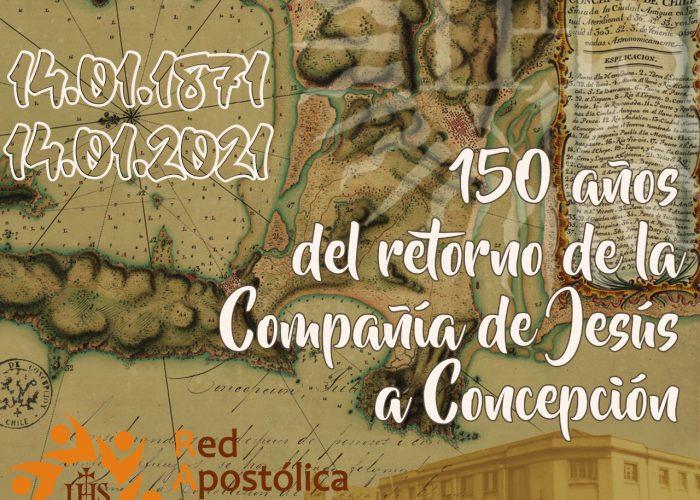 150 años del retorno de los jesuitas a la ciudad de Concepción