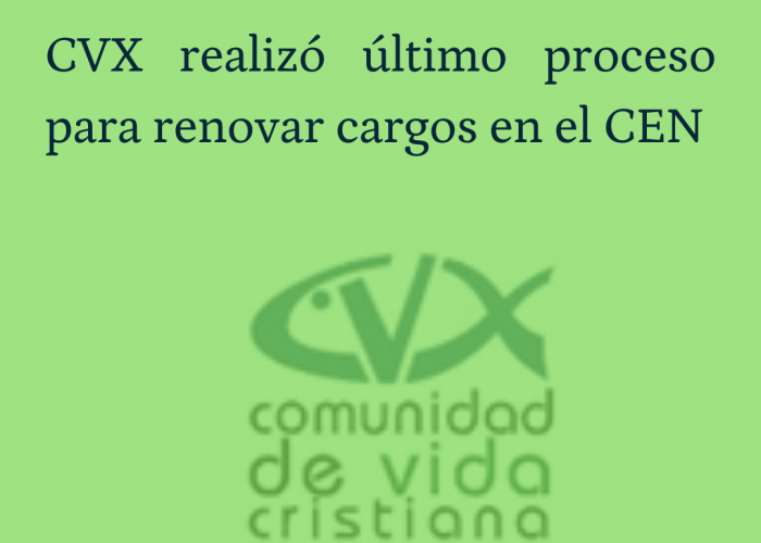 CVX realizó último proceso para renovar cargos en el CEN